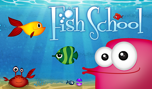 yt static fs Fish School