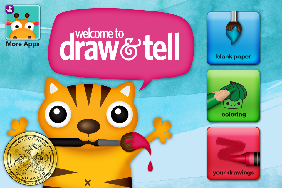 Draw And Tell