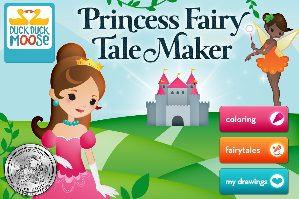 Princess Fairytale Maker
