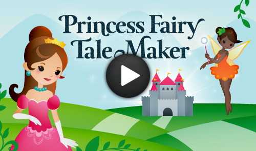 YT static princess Princess Fairy Tale Maker