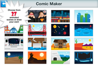 thmb2 m mvs Superhero Comic Maker