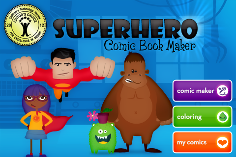 thmb1 l mvs Superhero Comic Maker