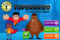 thmb1 m mvs Superhero Comic Maker