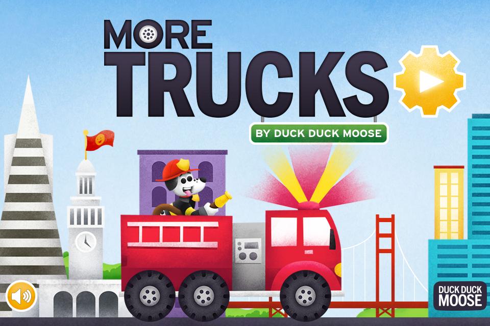 More Trucks